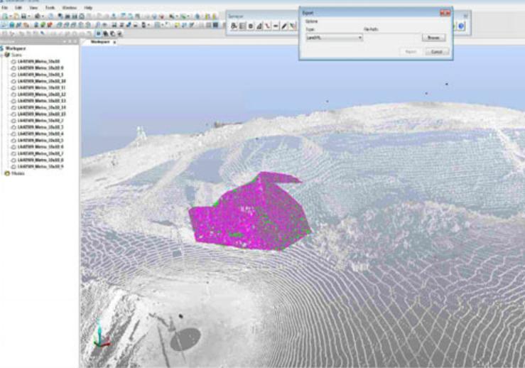 3D激光扫描仪大空间扫描测绘建筑船舶大尺寸物体的...