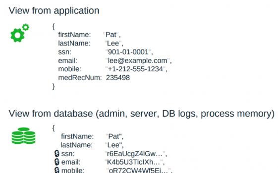 MongoDB引入字段級數據庫加密安全功能