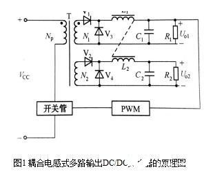 多路輸出DC/DC變換器的分類_DC/DC變換器...