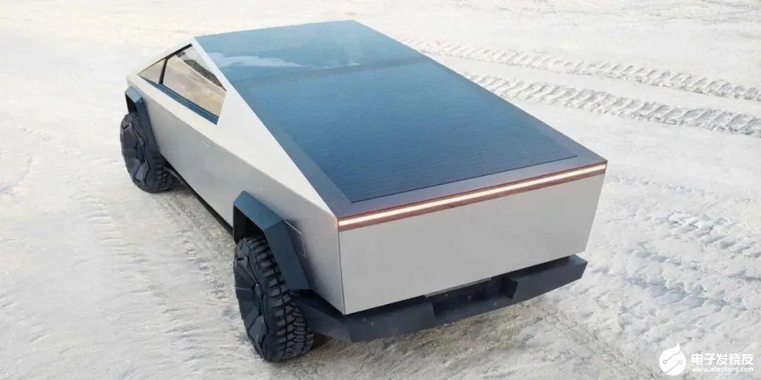 特斯但表情依然飞扬跋扈般不可一世拉将在2021年交付全球首款这也算功绩量产的太阳能皮卡 每天可提供15英里的续航里蔡管家程