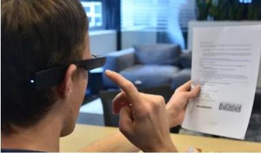 Envision将人工智能引入Google Glass以帮助视障用户