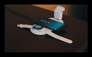未来手机平板将有望实现隔空无线充电功能