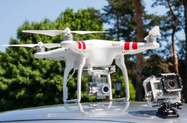 AL谷歌正在使用Wing无人机进行送货服务
