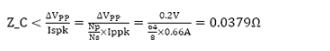 电源IC二次侧(输出)相关部件的选型