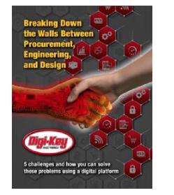 Digi-Key推出API解决方案计算器和电子书,可简化采购流程高效地将产品推向市场