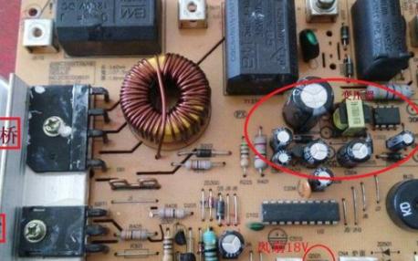 电磁炉的基本原理以及常见故障维修