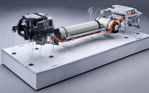 寶馬致力于開發氫燃料電池動力系統