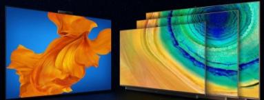 华为智慧屏X65与华为智慧屏V55i正式发布