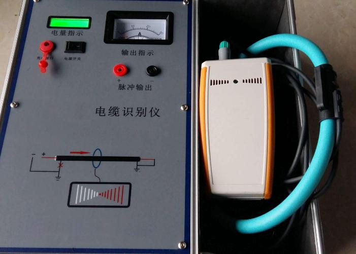使用带电电缆识别仪时需要注意什么