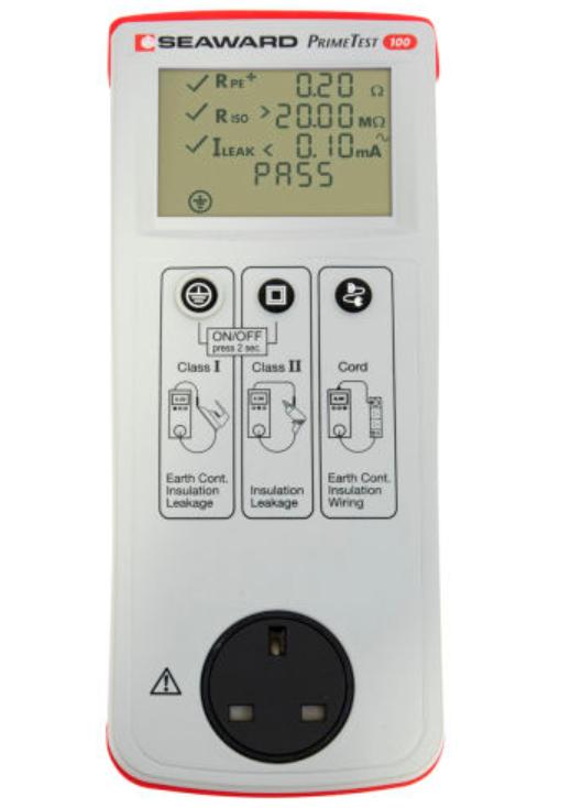 SEAWARD手持电器安规测试仪PT100
