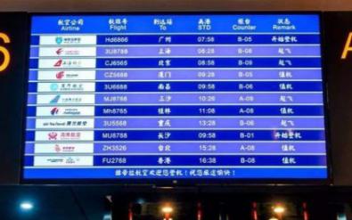 无风扇工控机在航班信息显示系统中的应用
