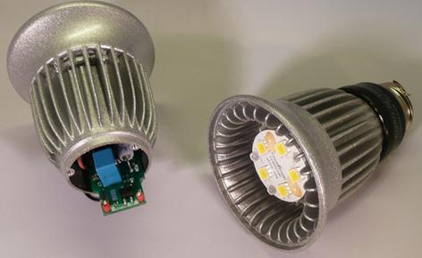 如何使用升壓電源提高LED燈泡的發光效率