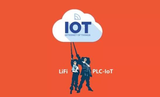 可见光和电力载波撑物联网,LiFi遇上PLC-IoT实现互补