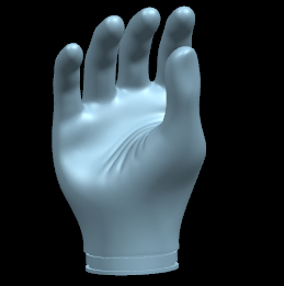 人体假肢模型制作三维扫描3D打印逆向设计定制