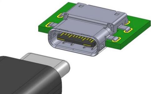 USB Type-C接口的三個優點和引腳定義