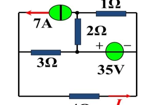 如何使用叠加电路求电流