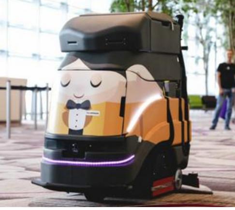 美国正在采用机器人大军来阻止冠状病毒传播
