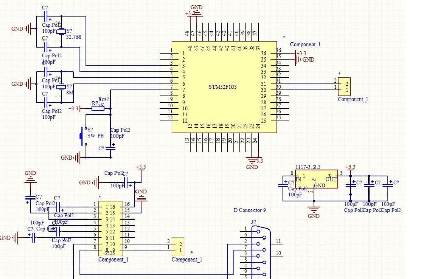 STM32F103RB单片机实现按键实验的资料免费下载