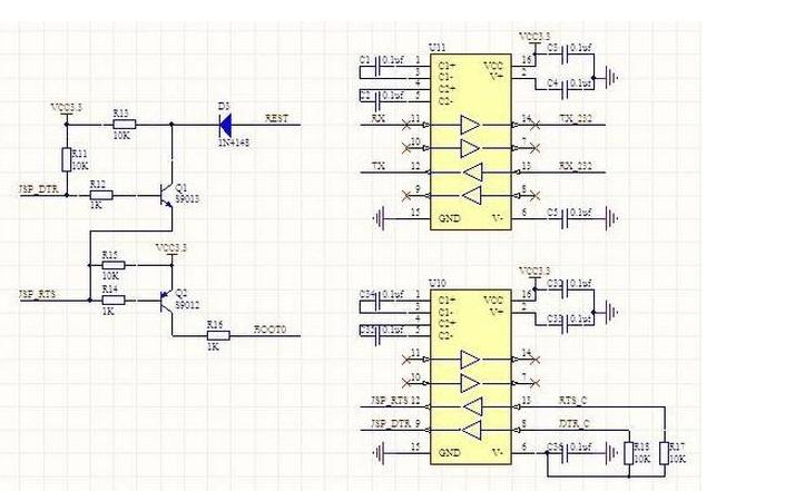 使用STM32F103RB单片机实现串口实验的详细资料说明