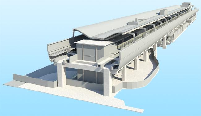 3D激光扫描仪大空间扫描测绘记录建筑物现状作为数...