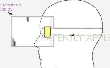 蘋果的新專利曝光,未來VR頭顯將搭載LiDAR激光雷達