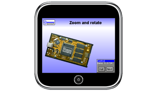 emWin5圖形庫圖形用戶界面的用戶手冊免費下載