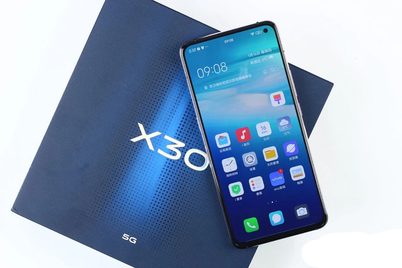 E分析:从vivo  X30元器件构成浅析手机厂商联合研发芯片的意义