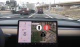 特斯拉OTA升级将有红绿灯和停车标志�自动识别功能