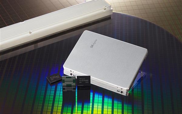 SK海力士发布最新款SSD,首次应用128层4D TLC NAND