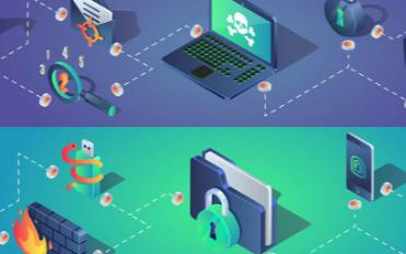 在进行远程办公时,该如何确保我们的数据安全