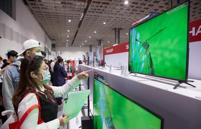 三星下半年将重新采购夏普约300万片电视面板