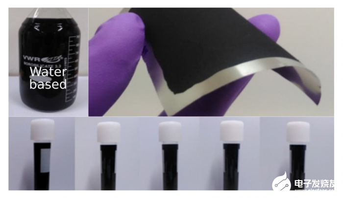 研究团队发现石墨烯分散体的简易制作方法 未来有望推广到工业生产