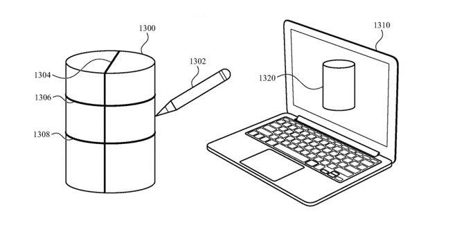 苹果Apple Pencil以后能在任何表面进行素描和书写