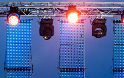 新基建时代的到来,LED应用将大有可为