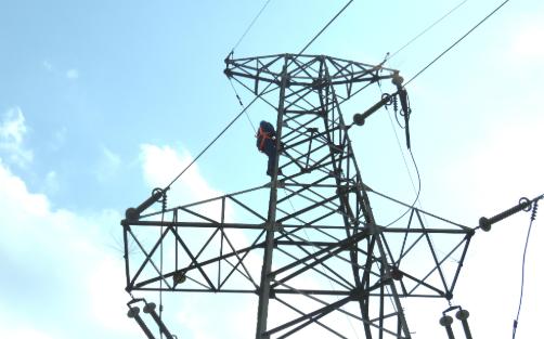 无人机巡检为电网提供保障