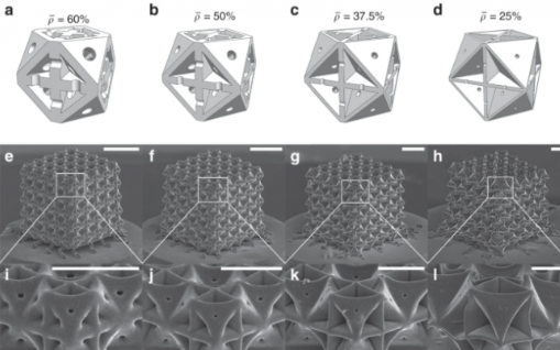 科学家们创造纳米级碳晶格强度密度超过钻石