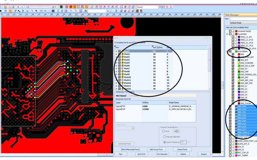 DDR串扰仿真的使用指导书详细概述
