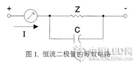 恒流二极管的性能和应用解析