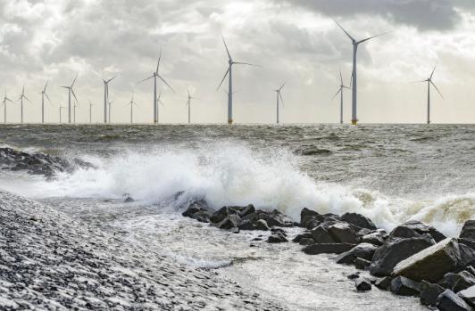 我國海上風電嵌巖單樁最大直徑紀錄刷新 又迎來一里程碑式進展