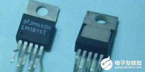 LM1875雙聲道不墊絕緣用散熱片可行嗎