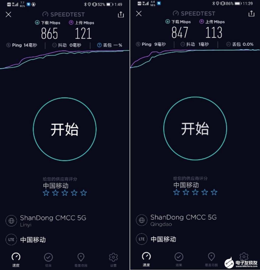 山东移动成功部署了全省首个华为室内数字系统5G LightSite2.0