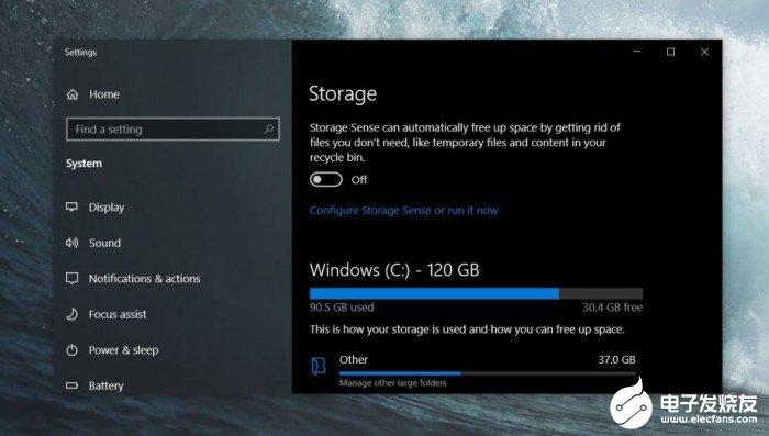 Windows 10 20H2最新预览版新增用户清理推荐功能 可快速释放空间