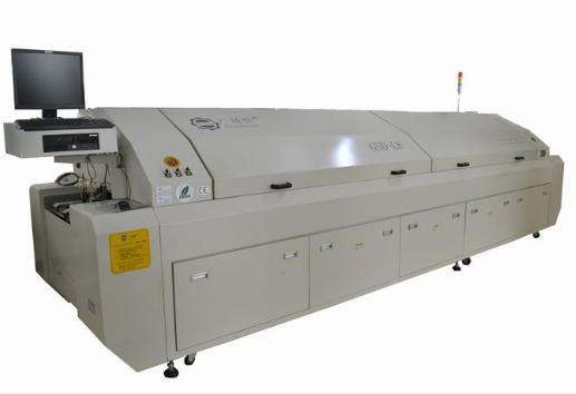 利用真空汽相回流焊接解决产品焊接品质问题