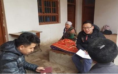 中国移动终端公司助力新疆深度贫困县真正实现了通话...