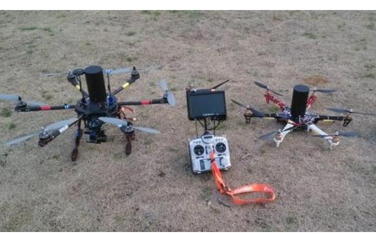 无人机降落伞安全控制系统的详细资料说明
