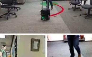 加州大学伯克利成功开发出室内机器人导航的新框架