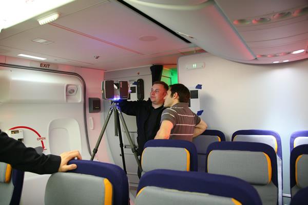 3D激光扫描替代了传统且耗时的方法同时提供了更为...