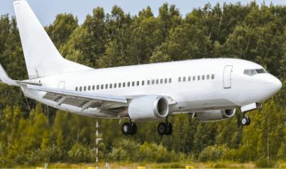 新西�m航空正在���把一架波音777-200ER�w...