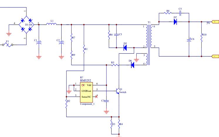 RM3252小电源制作全套资料合集详细概述