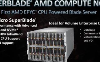 AMD發布新霄龍7Fx2系列,高主頻特別適合高性能計算應用